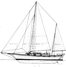 Cachalot Traditional Yacht