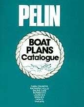 Pelin Boat Plans Catalogue
