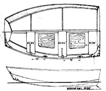 Praam Dinghy