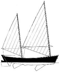 Rosie Sailing Ketch