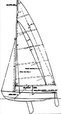 10ft Sailing Dinghy