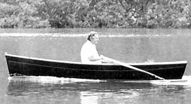 Stillwater Rowing Dinghy