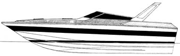 Cabin Cruisers, Launches, Runabout Boat Plans by Pelin